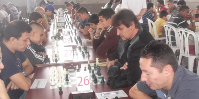Talentos paisas dominan en Ajedrez