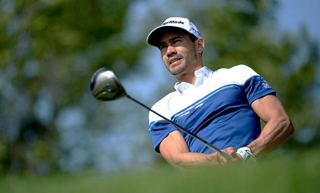 Golfista Colombiano Camilo Villegas