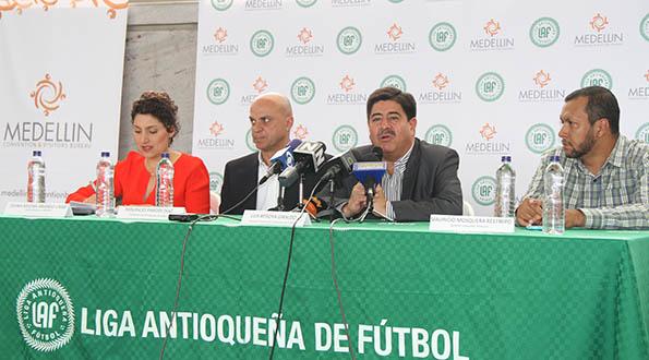 Medellín presentó la candidatura para ser sede de la Copa Libertadores Femenina 2015