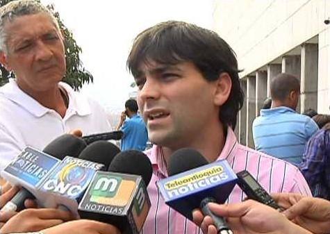 Gerente del INDER Medellín, David Mora