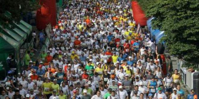 Maratón de las Flores Medellín