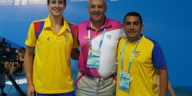 La Natación Colombiana es Octava en Nanjing 2014