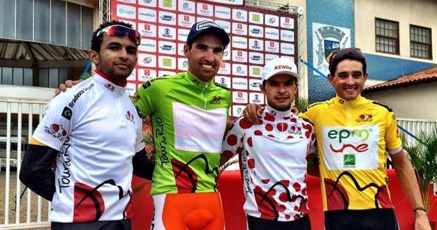 Óscar Sevilla Campeón del Tour de Río