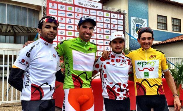 Ciclismo Antioqueño, Óscar Sevilla