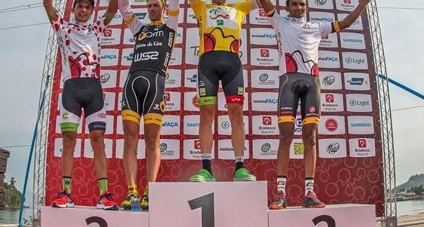 Óscar Sevilla lidera el Tour de Río de Janeiro
