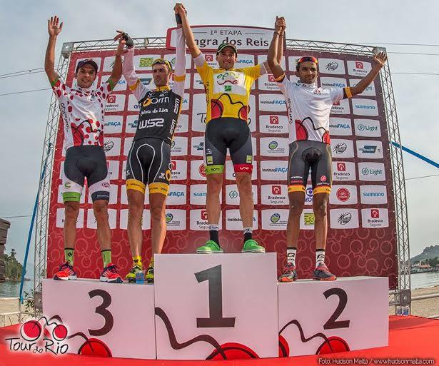 Equipo EPM de Ciclismo, Oscar Sevilla