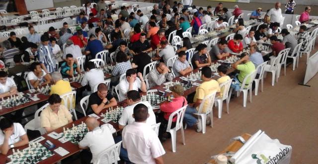 Cubano Hevia, imparable en internacional de ajedrez