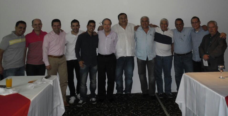 Gremio de periodistas deportivos de Antioquia