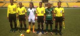 Selección Antioquia de fútbol femenino a la Fase Final