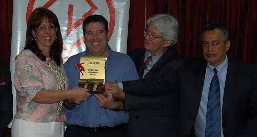 AIPS América entregó premio a Juegos Mundiales de Cali