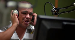 Periodista Amado Hernández