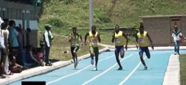 Final de Atletismo en Intercolegiados 2014 en Donmatías
