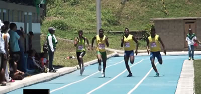 Indeportes Antioquia - Atletismo