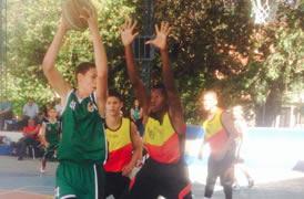 Baloncesto Nacional 2014