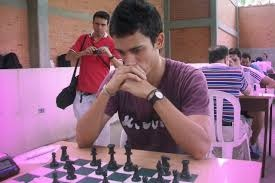 Jhon Hernández, invicto en Torneo de Ajedrez