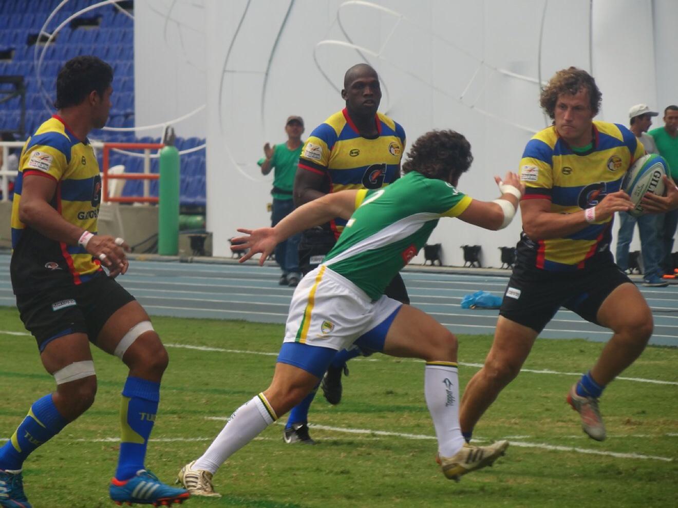 Rugby en Antioquia y Medellín