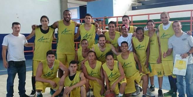 Equipo de baloncesto de Itagui