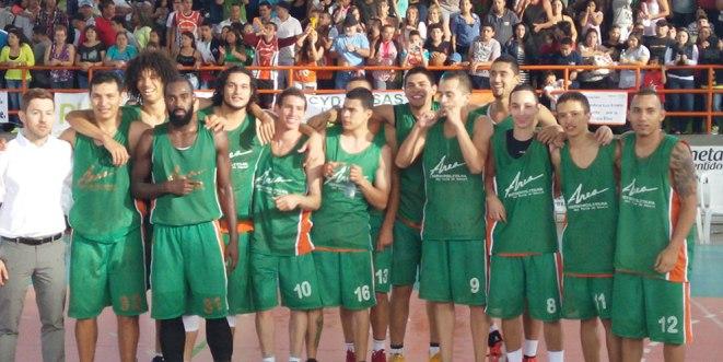 Sabaneta, campeón Copa Élite de baloncesto