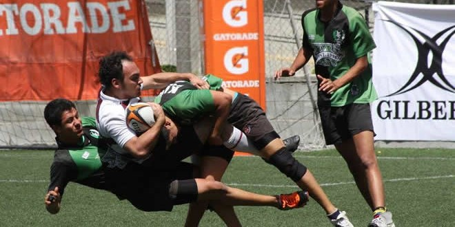 Circuito Nacional de Rugby Sevens Gatorade 2014