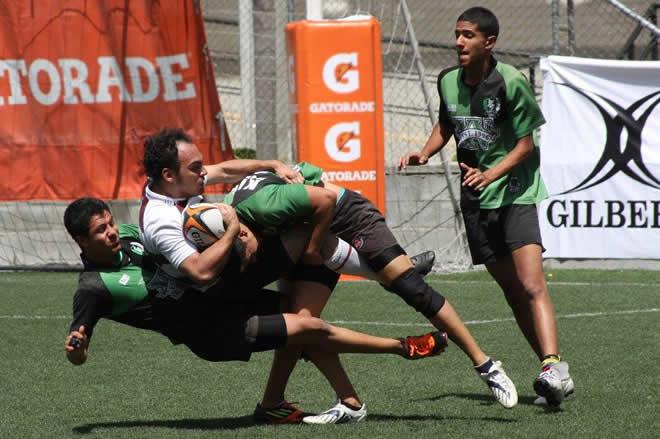 Federación Colombiana de Rugby GATORADE