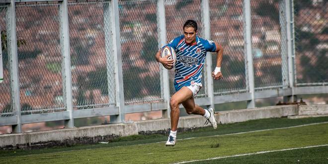 Primera fecha de la Copa Telemedellín Rugby 15