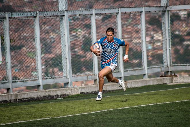 Unidad Deportiva René Higuita, en Castilla