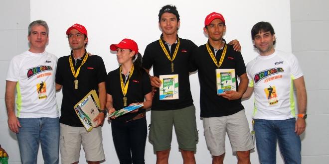 Equoo Bosi 2, ganador 7 Cerros Medellín 2014