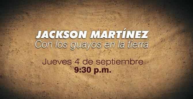 Jacson Martínez y su fundación para niños