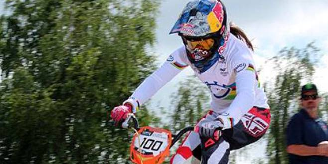 Mariana Pajón, campeona olímpica