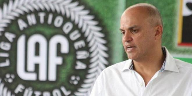 Mauricio Parodi, nuevo miembro de la Federación Colombiana de Fútbol