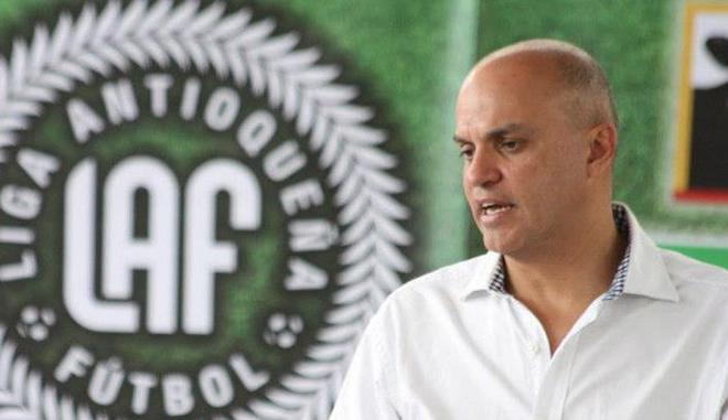 Presidente Liga de Fútbol de Antioquia es nuevo miembro de la Federación Colombiana de Fútbol