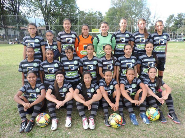 Selección Antioquia va por el título Infantil Femenino