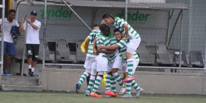 Selección Antioquia Infantil gana y sigue líder