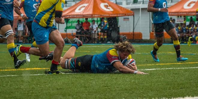 Tucanes ganan en el Sudamericano de Rugby Zona B Consur