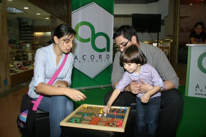 Primer Torneo de Parqués ACORD Antioquia