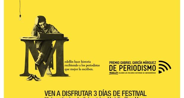 Se acerca la gran celebración del periodismo en Medellín