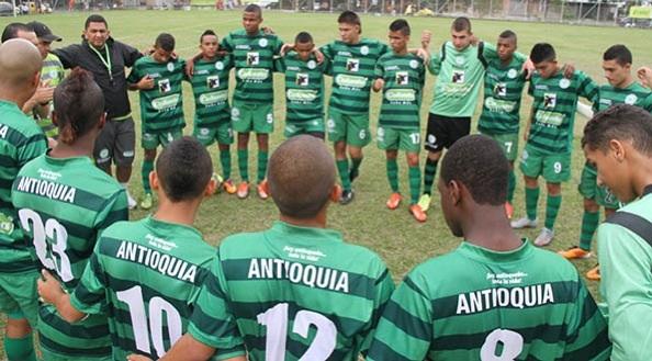 Selección Antioquia Infantil jugará la Fase Semifinal en Medellín
