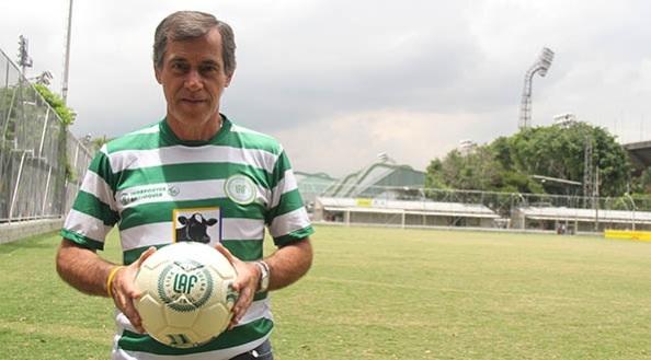 "Óscar ""El Papi"" Mejía, selección Antioquia"