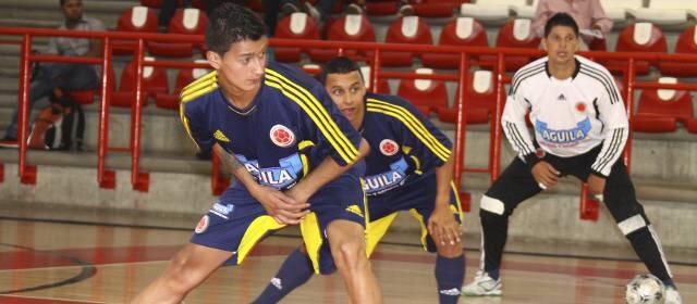 Preselección Colombia juvenil se reúne en Medellín