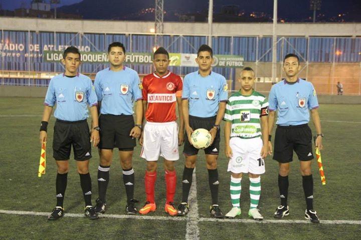 Nacional infantil de fútbol