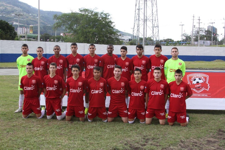Fútbol aficionado en Antioquia