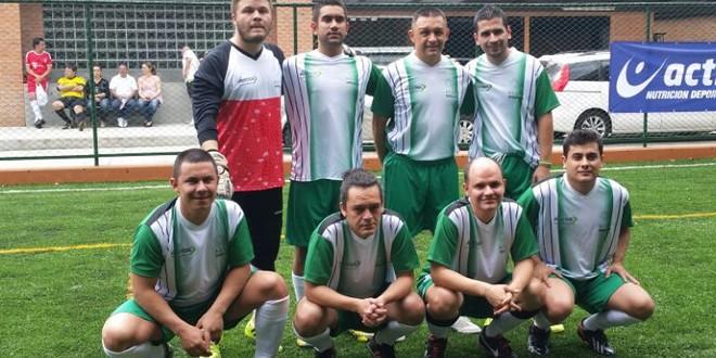 Primer Torneo de Micro sintético Terminales Medellín 2014