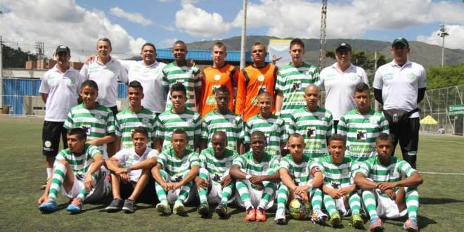 Selección Antioquia ya está en la Fase Final