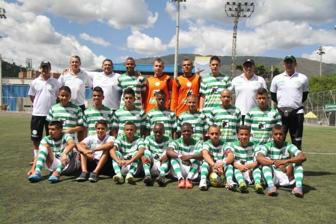 Torneo Nacional Infantil - Selección Antioquia de Fútbol