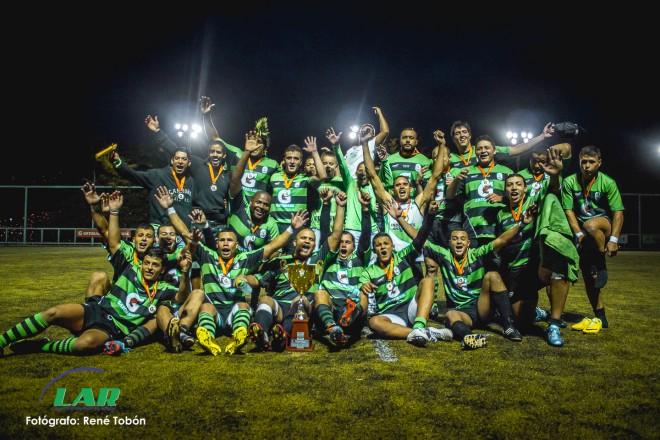 Campeón Gatos R.C con contundente marcador - Sexta Fecha de la Copa Telemedellín