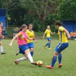 Eafit fútbol femenino