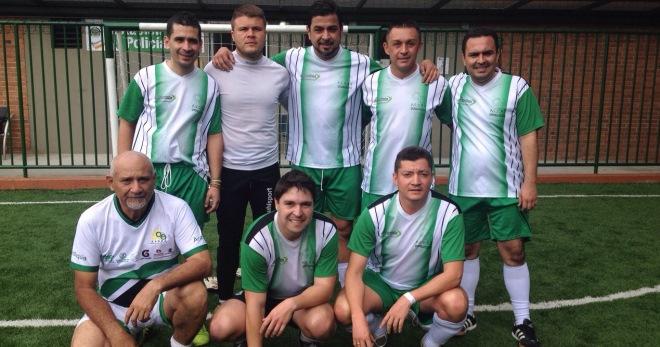 Equipo fútbol de salón ACORD Antioquia