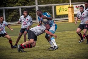 En la 5ta Fecha de la Copa Telemedellín de Rugby ganan los Petirrojos R.C -