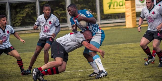 En la 5ta Fecha de la Copa Telemedellín de Rugby ganan los Petirrojos R.C –