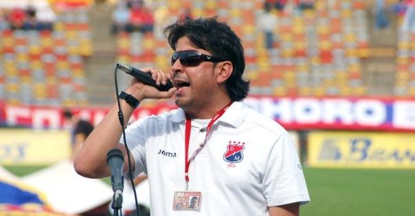 Periodista deportivo Marco Antonio Hoyos, El General